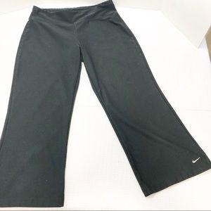 Nike Dri Fit Black yoga pants size S